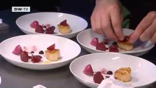 The Youngest Three-Star Chef in Europe | euromaxx