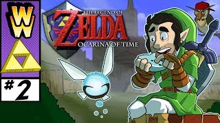 """The Boy Inside Me!"" - The Legend of Zelda: Ocarina of Time (Part 2) - Weekend Warriors!"