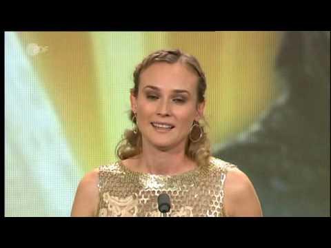 Diane Kruger: Beste Schauspielerin international, Goldene Kamera (30.01.2010, Berlin)