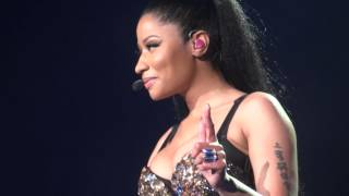 Nicki Minaj - The Pinkprint Tour live in Amsterdam - Anaconda