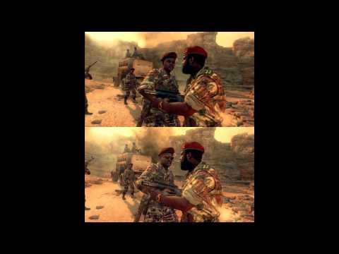 Black Ops 2 Graphics - PS3 vs Xbox 360