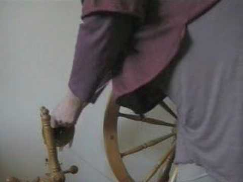 How the spinning wheel works