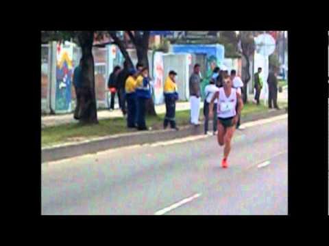 Media Maraton de Bogota 2011 Km 20