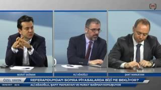 Ekonomi Sohbetleri (65): Ali Ağaoğlu, Şant Manukyan & Murat Sağman