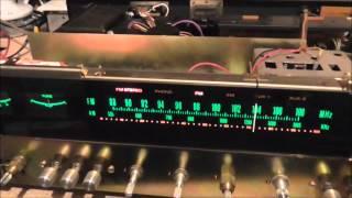 Sansui 881 Repair Part 1 (9-16-2014)