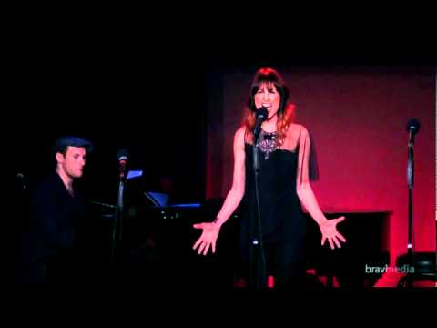 Stephanie Kababe (accompanied by Drew Gasparini) sings NEVER ENOUGH at final MNNV Concert, 11/28/11