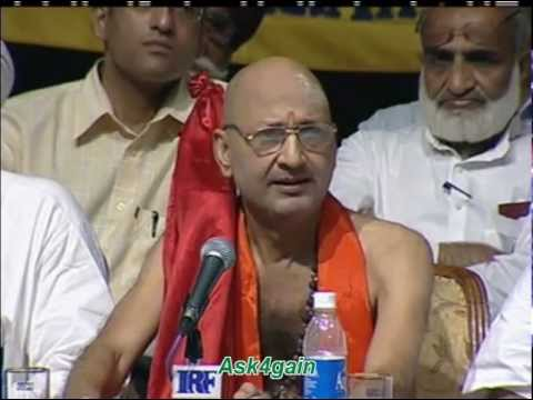 Hindu Brother Shankaracharya Speaksabout Islam - Dr. Zakir Naik video