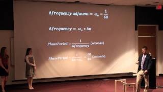 GSET 2012 Final Presentation - Multiple Coordinated Harmonics in a Simple Dynamical System