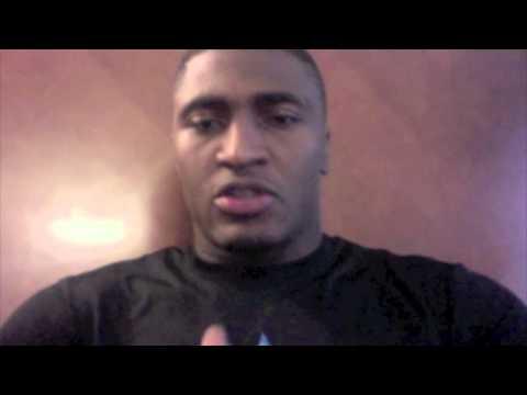 Stevie Baggs Baltimore Ravens Video Blog - August 5, 2012