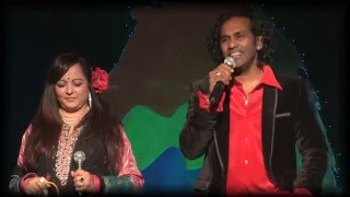 "Preethisha & Chaminda Walpola Live At ""STAR TRACK "" on Nov. 2012"