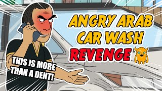 Angry Arab Car Wash Revenge - Ownage Pranks