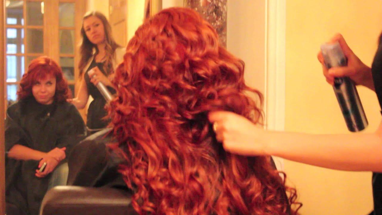 Укладки для нарощенных волос в домашних условиях