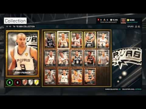 NBA 2K15 My Team|Pacers and Kings Collection Completed|Diamond Durant is Here