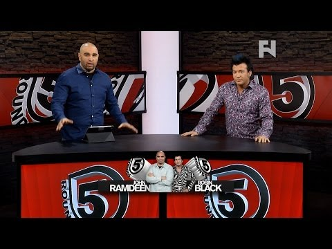 5 Rounds on UFC 169 Robin Breaks Down Hand Positioning Chris Weidman Machida vs Mousasi  More