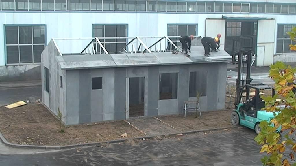 Building A Foam Block Homes