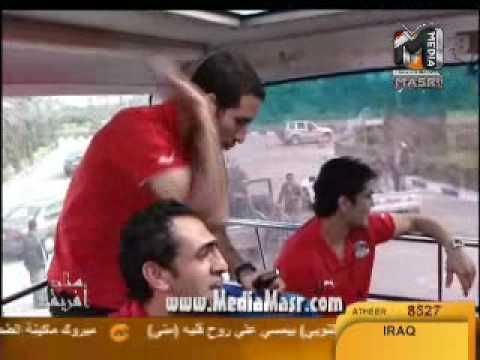 أبو تريكة و أسرع صلاة فجر فى التاريخ..هههه D: