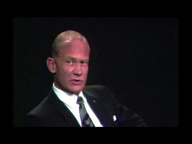 "Astronaut Buzz Aldrin talks to ""Face the Nation"" about Mars"