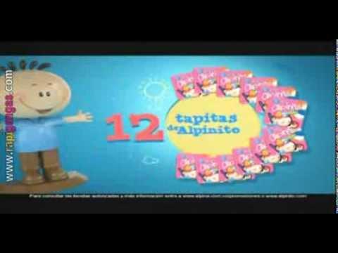 Promoción muñequito de los alpiútiles de Alpinito - YouTube