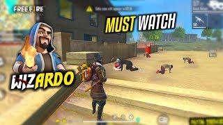 You Know Wizardo is Free Fire Best Pro Player - Garena Free Fire