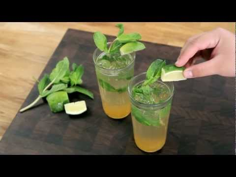 How to make a homemade mojito — Appetites®