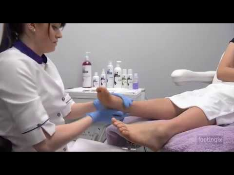The Footlogix® Professional Pedicure