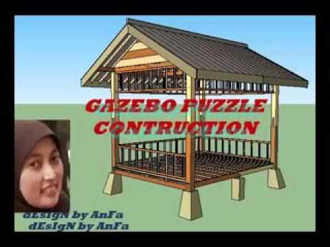AMIN NURITA FAJAR ASTUTI   PEMBELAJARAN MODEL STAD DENGAN MEDIA GAZEBO PUZZLE CONSTRUCTION  MATA PEL