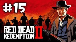 UN TONTO SIRVIENDO CHUPITOS | Red Dead Redemption 2 - Ep 15