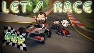 LETS RACE #026 - Verbale Rage-Attacken auf Alles [720p] [deutsch]