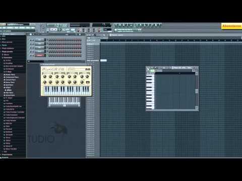 Video 7 _ FL STUDIO / FRUITY LOOPS VON A - Z  (MIDI. USB Keyboard anschließen) [TUTORIAL DEUTSCH]