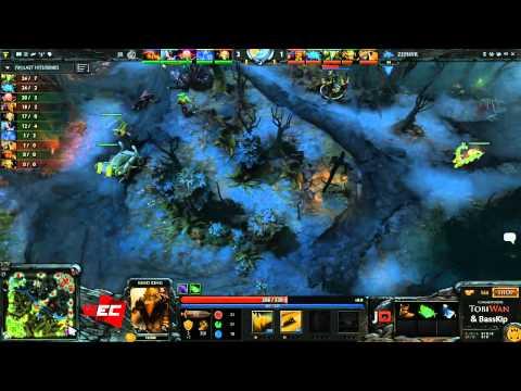 Team Zephyr vs Johnny's Revenge Game 3 - World e-Sports Championships - @TobiwanDota & @Basskip