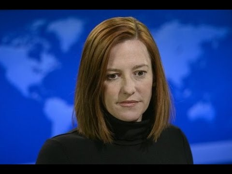 Will be Psaki charged of extremism?