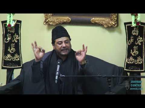 Alvida Majlis 1439:2017   Maulana Imran Haider