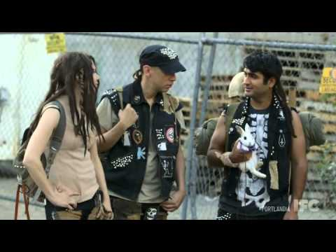 Portlandia Gutter Punks Youtube