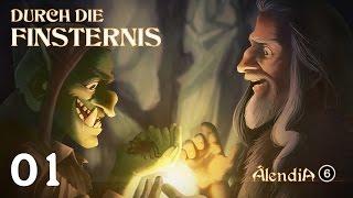 Âlendia - Durch die Finsternis [Part 01] [deutsch] [Hörbuch]