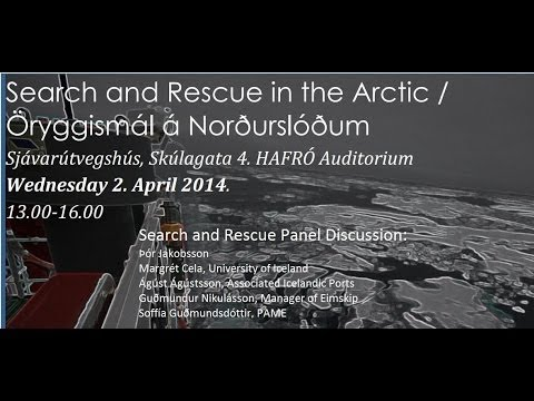 Search and Rescue: Panel discussion