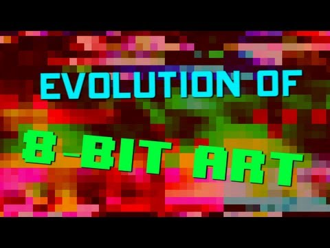 The Evolution of 8-Bit Art | Off Book | PBS Digital Studios