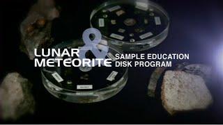 Lunar and Meteorite Sample Disk Program