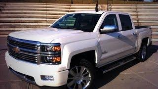 2014 Chevrolet Silverado High Country - TestDriveNow.com Review by auto critic Steve Hammes