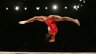 Simone Biles Breaks U.S. Women Gymnastics Team Record.*Full Video*