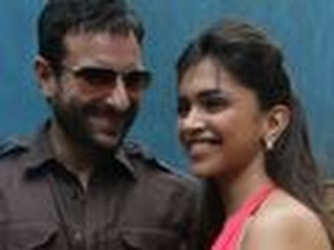 Saif Ali Khan & Deepika get INTIMATE for Race 2