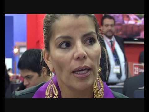 Erika Garcia, Yucatan Holidays @ ITB 2009