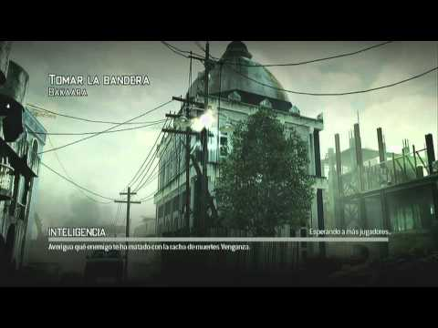 Trucos MW3 | Sitios/lugares secretos. Encondites MW3 | Cap.2 Arkaden & Bakaara