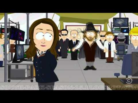 Natalie Portman in South Park