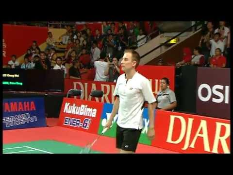 F - MS - Lee Chong Wei vs. Peter Hoeg Gade - 2011 Djarum Indonesia Open