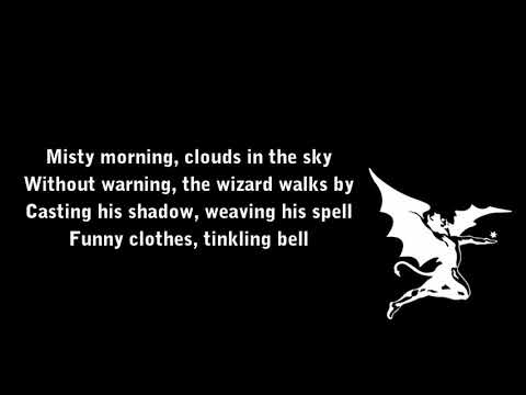 Black Sabbath - The Wizard [Lyrics] HQ