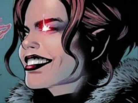 The Goblin Queen Madelyne Pryor