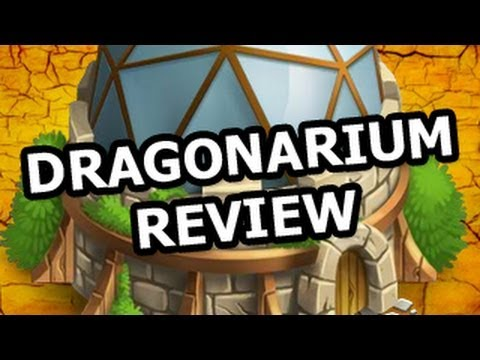 DRAGONARIUM Dragon City Building Review