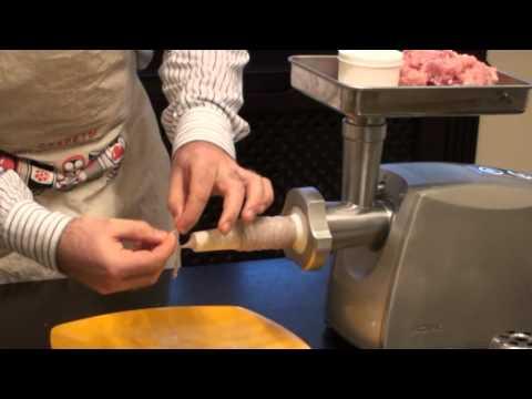Мясорубка большая для начинки мяса своими руками