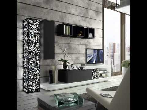 Pin muebles salones modernos genuardis portal on pinterest for Muebles oyarbide