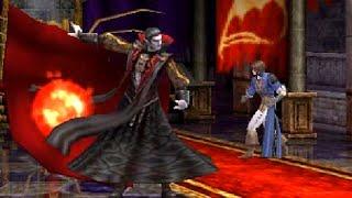 Castlevania Dracula X Chronicles Final Stage + True Dracula (No Damage)